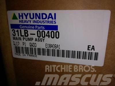 Hyundai pump pompa 770