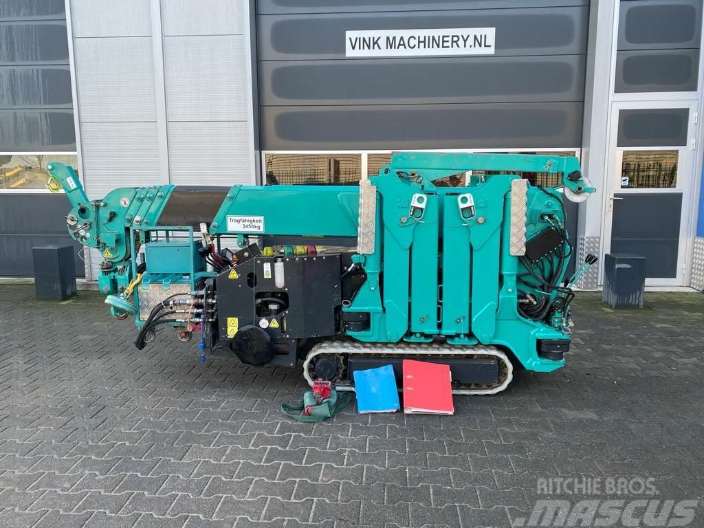 Unic B-345 Minikraan
