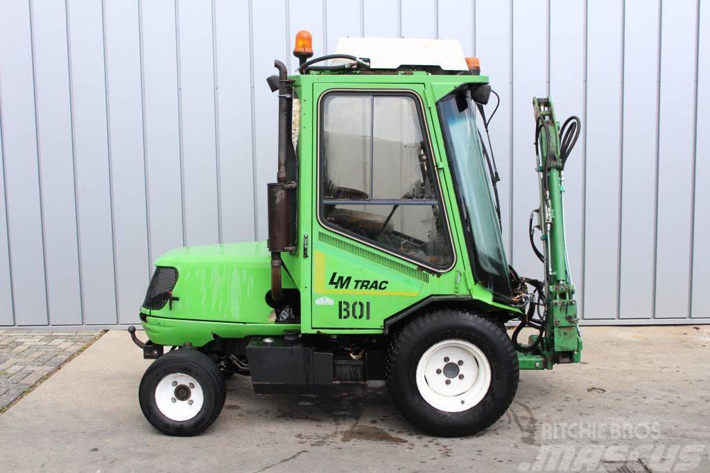 LM Trac 285 4WD werktuigdrager