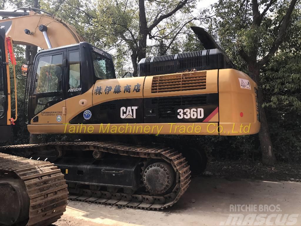 Caterpillar 336 D L