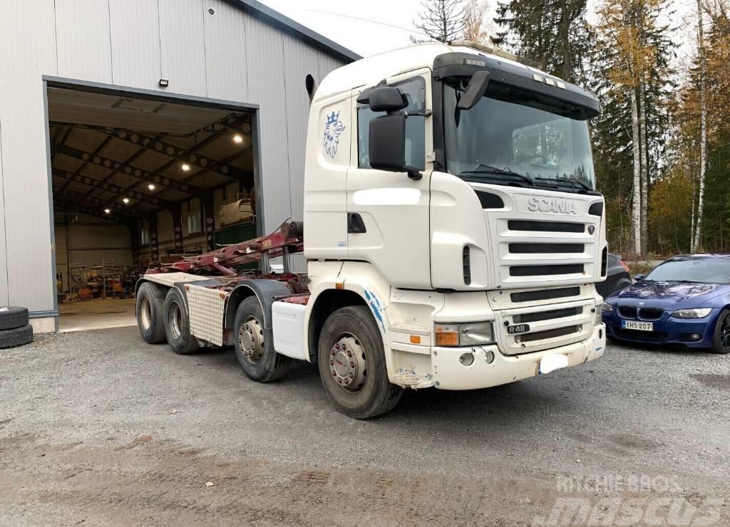 Scania R 480 8*4