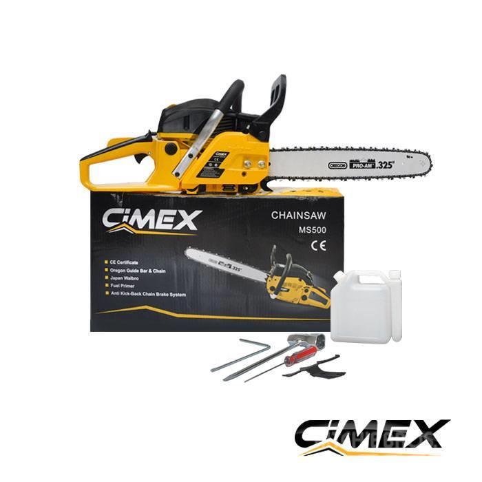 "[Other] CIMEX CHAINSAW 20"" 50cm CHAIN 2200W MS500-20"