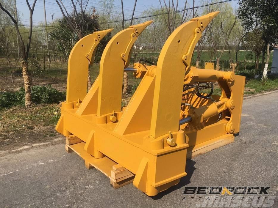 Bedrock MS Ripper for CAT D8R Bulldozer