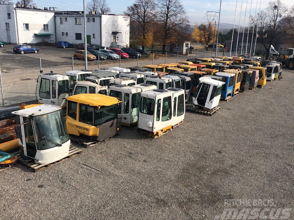 Liebherr cab 904,914,924,934,944,954,564