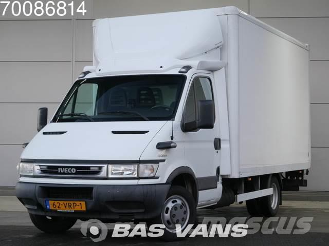 used iveco daily 50c14 3 0 hpi 20m3 trekhaak bakwagen laadkle other year 2006 price 8 445 for. Black Bedroom Furniture Sets. Home Design Ideas