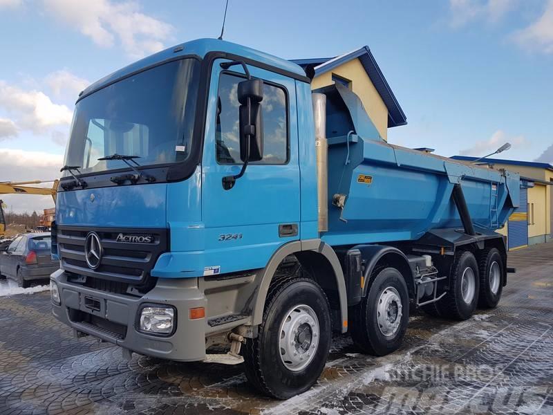 Mercedes-Benz Actros 3241 8x4