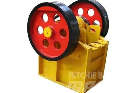 Sino Plant Jaw Crusher 150 x 250 (Coarse) 380V