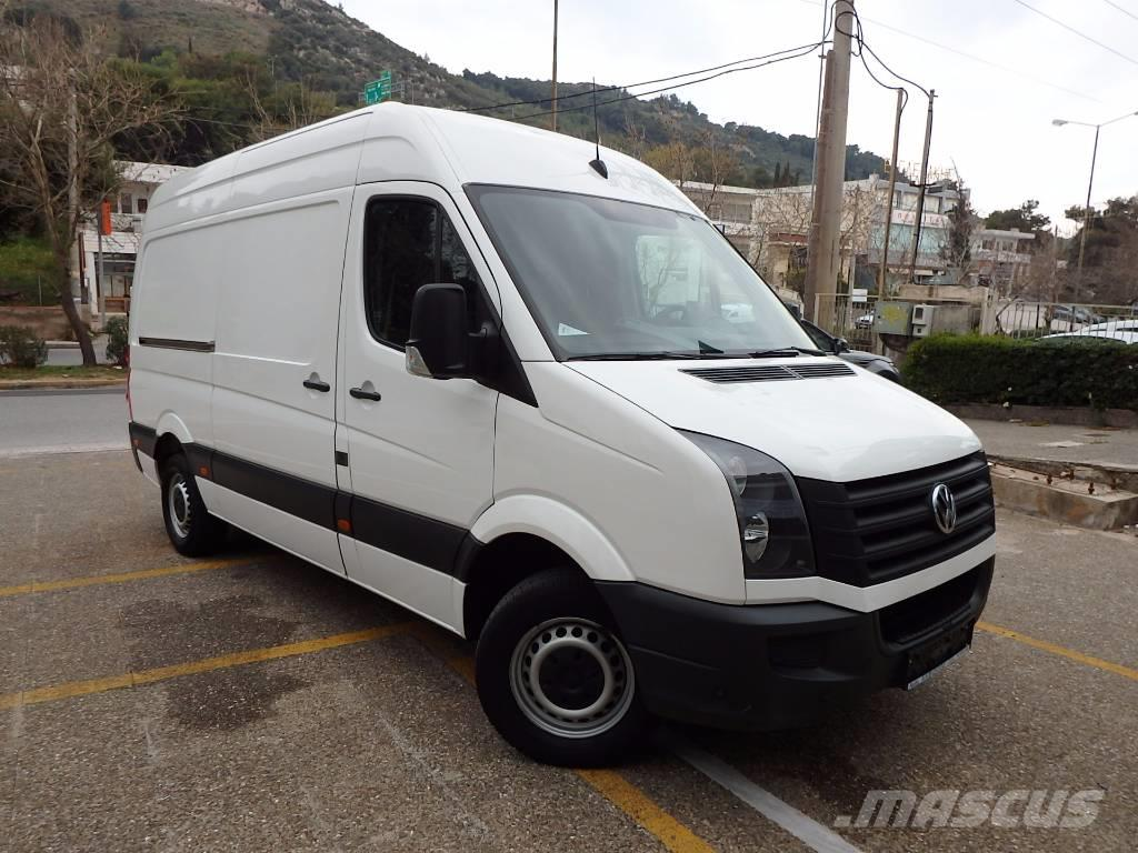 volkswagen crafter 2 0tdi euro 5 l2h2 occasion prix 17 490 ann e d 39 immatriculation 2015. Black Bedroom Furniture Sets. Home Design Ideas