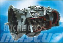 FAST 16JS180T/16JS200T/16JS240T Serial Fully Synchroniz