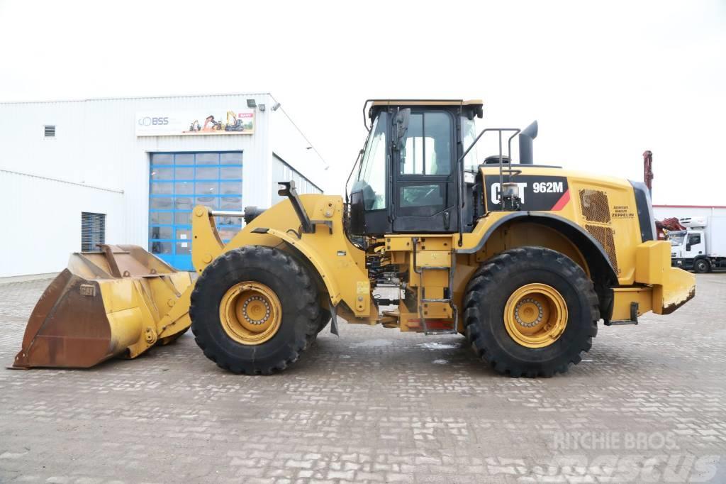Caterpillar 962 M mit !!!Zentralschmieranlage!!! und !!!EPA!!!