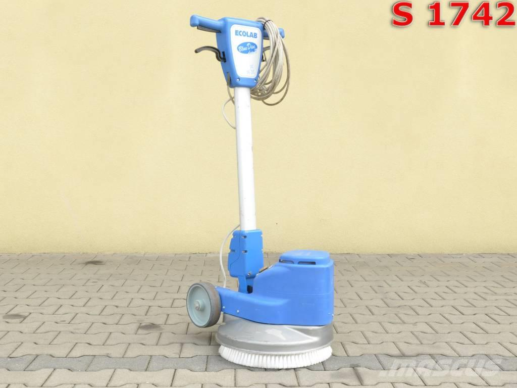 [Other] Scrubber dryer FLOORMATIC ECOLAB BLUE DISC DUO II