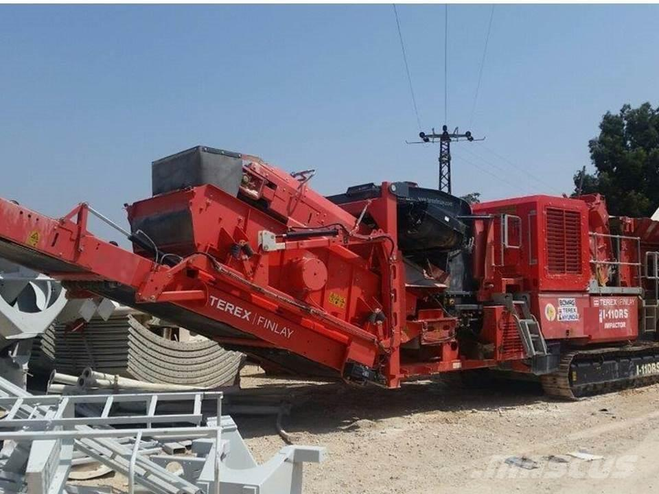 Terex Finlay I110RS