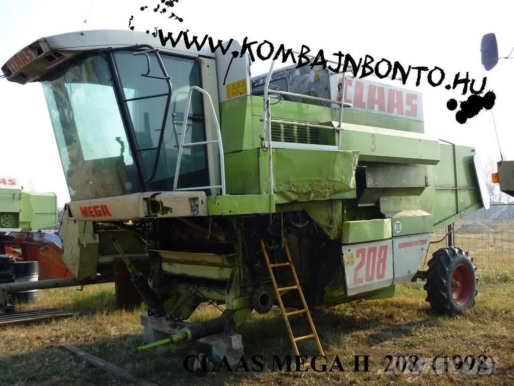 Combine Harvester Parts : Used claas lexion parts combine harvesters year