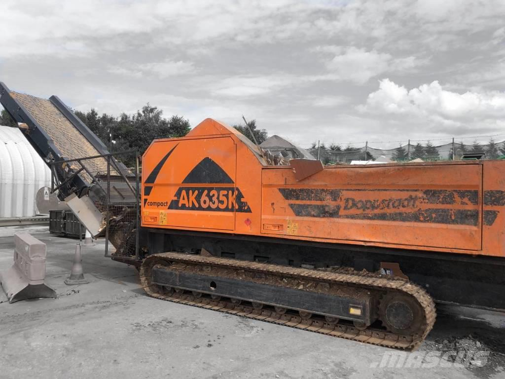 Doppstadt AK635K Compact (RPM1610)