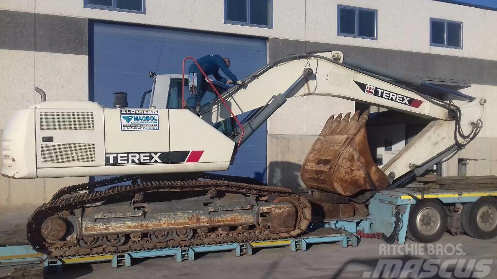 Terex TC 260 LC
