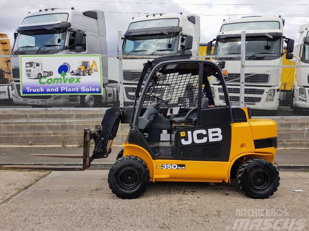JCB TLT 35 D 4X4