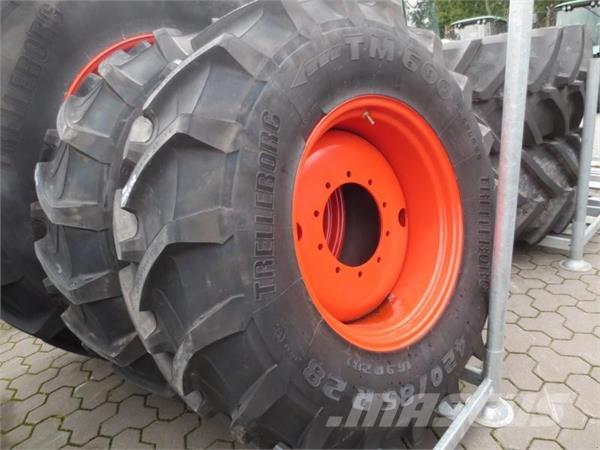 Trelleborg 420/85R28, 2016, Other agricultural machines