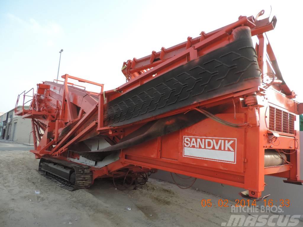 Sandvik QA450 (Ex-EXTEC S7)