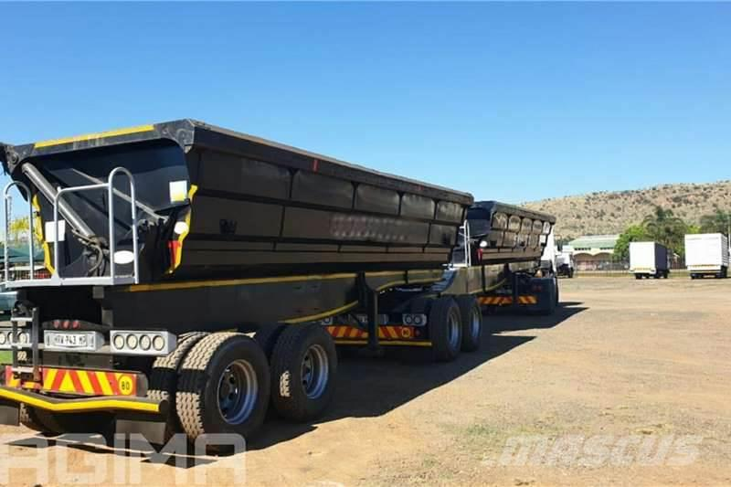 Sa Truck Bodies 45 Cube Side Tipper Link