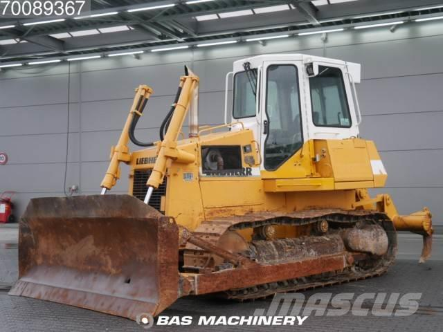 Liebherr 712 Track Nice and clean machine incl ripper