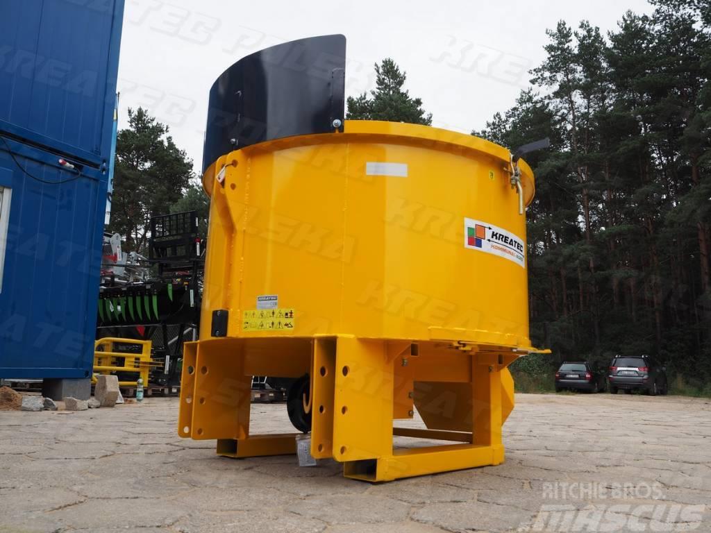 Kreatec Concrete mixer/Betoniarka
