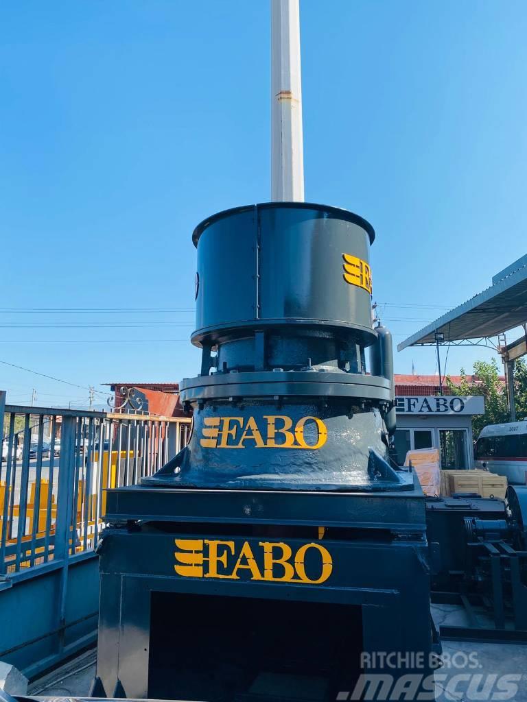 Fabo CC-300 SERIES 300-400 TPH CONE CRUSHER