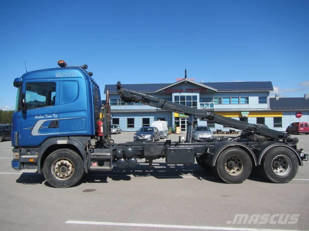 Scania R 144 G 530 6x4