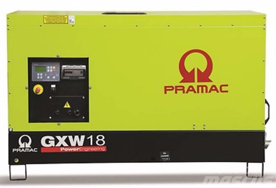 Pramac GXW 18 KVA -  Weichai