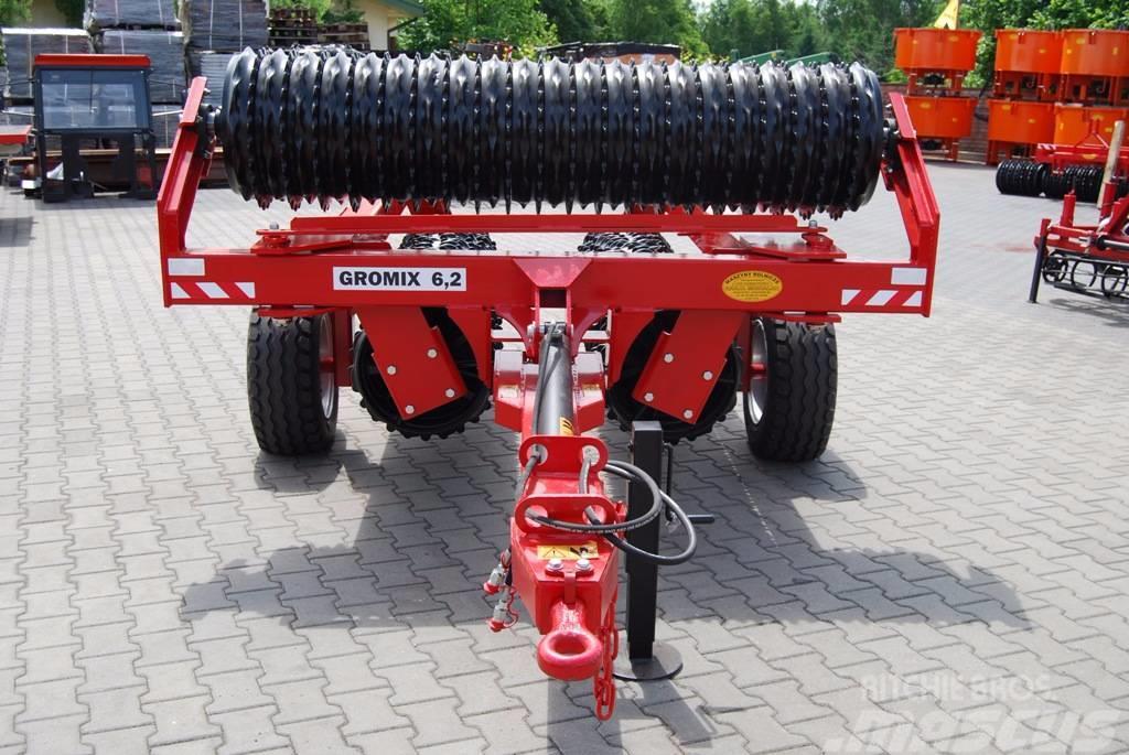 Michalak CAMBRIDGE wał roller hydrauliczny 4,5m-9m