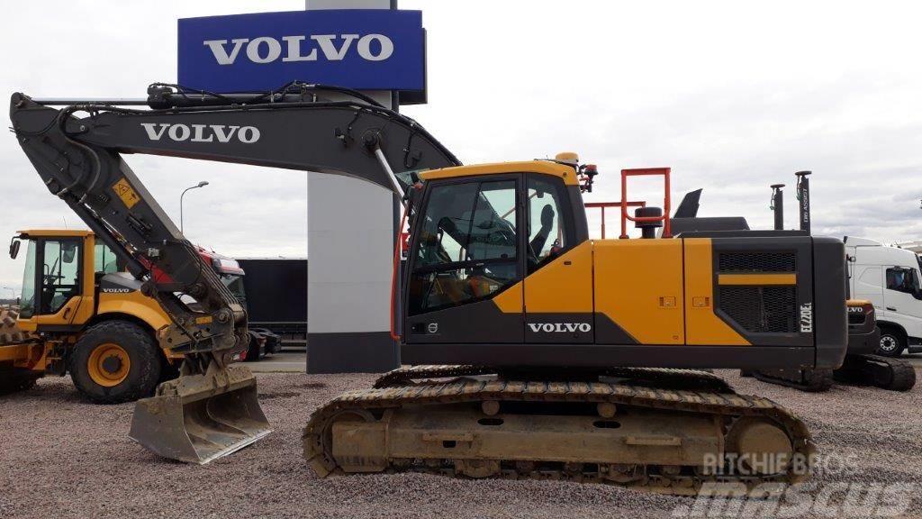 Volvo EC220EL