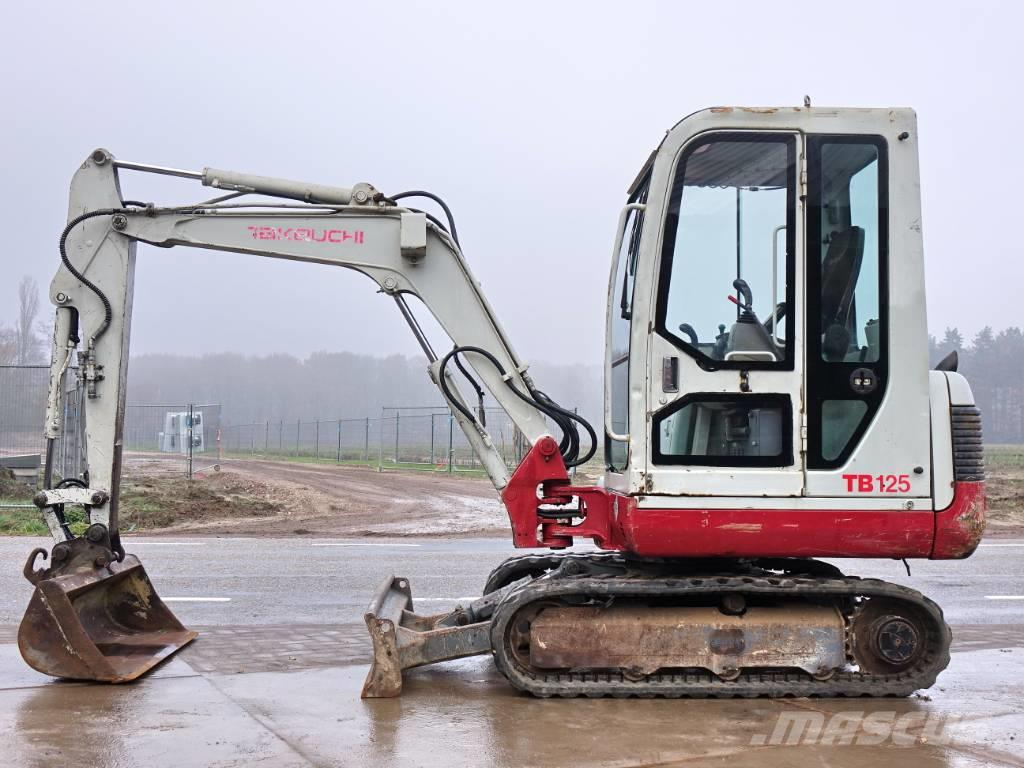 Takeuchi TB125 CE + EPA
