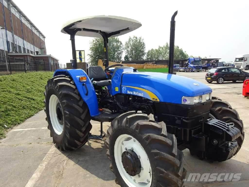 new holland td80 occasion  ann u00e9e d u0026 39 immatriculation  2015