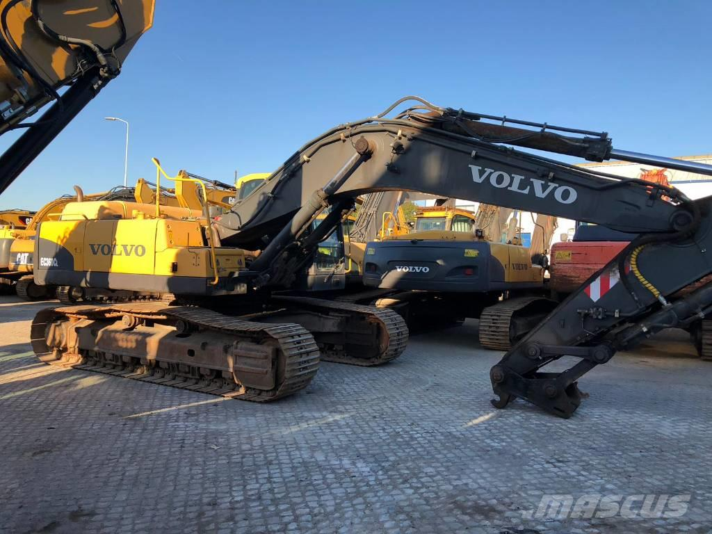 Volvo EC360CL
