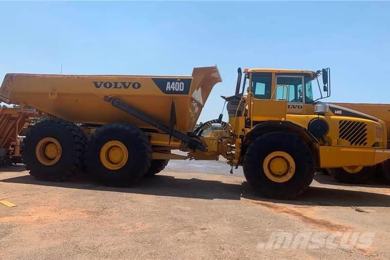 Volvo 2005 Volvo A40D 6x6 ADT