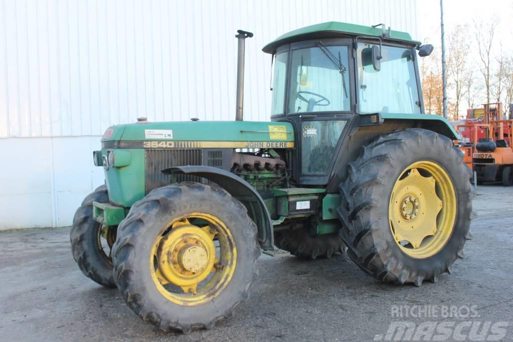 John Deere 3640 Tractor