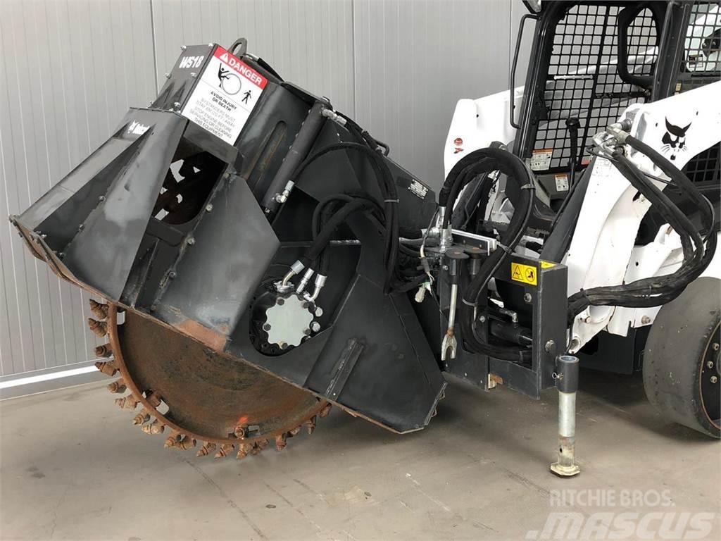 Bobcat WS 18 Wheelsaw