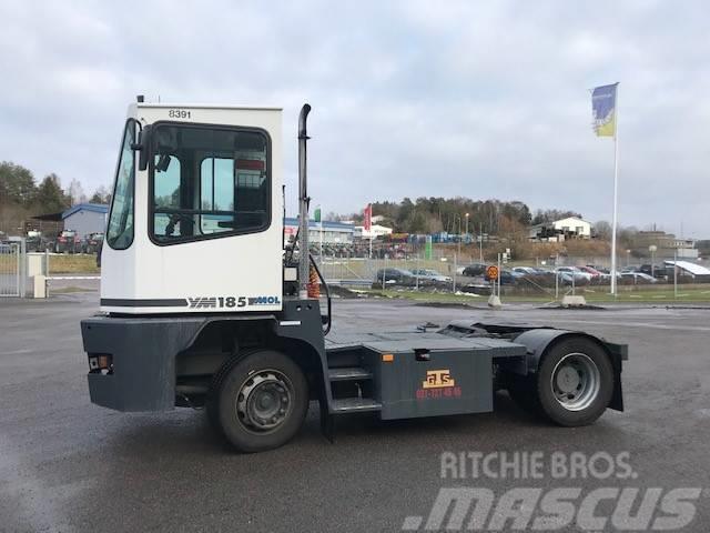[Other] Terminaltraktor MOL YM185/4x2 Hyr/Köp