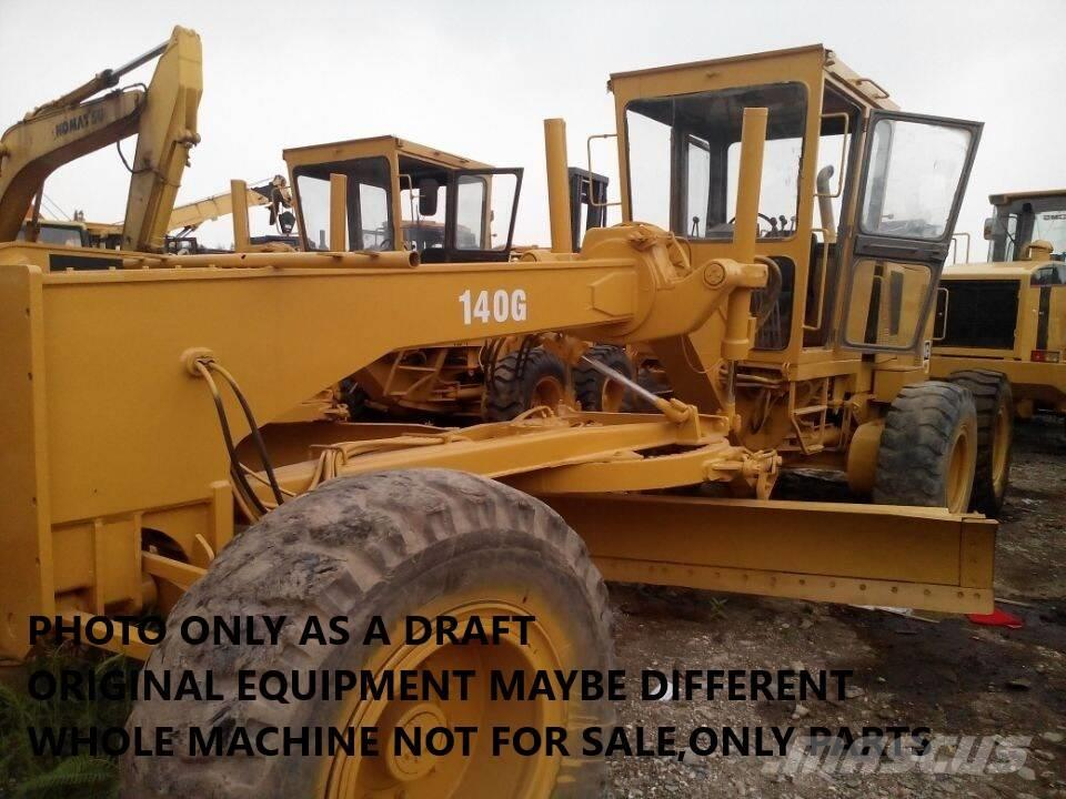 Caterpillar GRADER 140G ONLY FOR PARTS