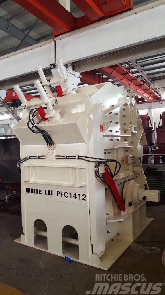 White Lai Hydraulic Impact Crusher PFC1412