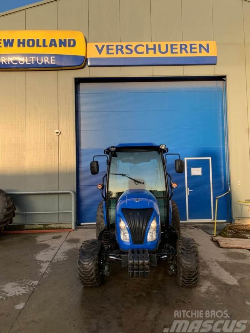 New Holland Boomer 50