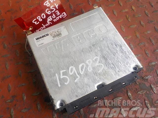 Mercedes-Benz Actros MPIII EPB control unit 4464336 0004469436 4