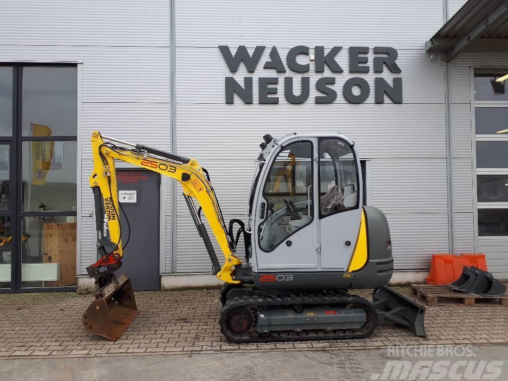 Wacker Neuson Raupenbagger 2503