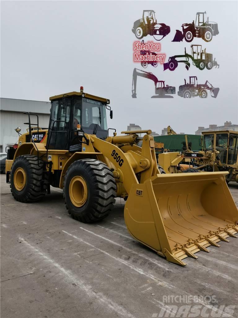 Caterpillar 950 GC   CAT 966  CAT 950