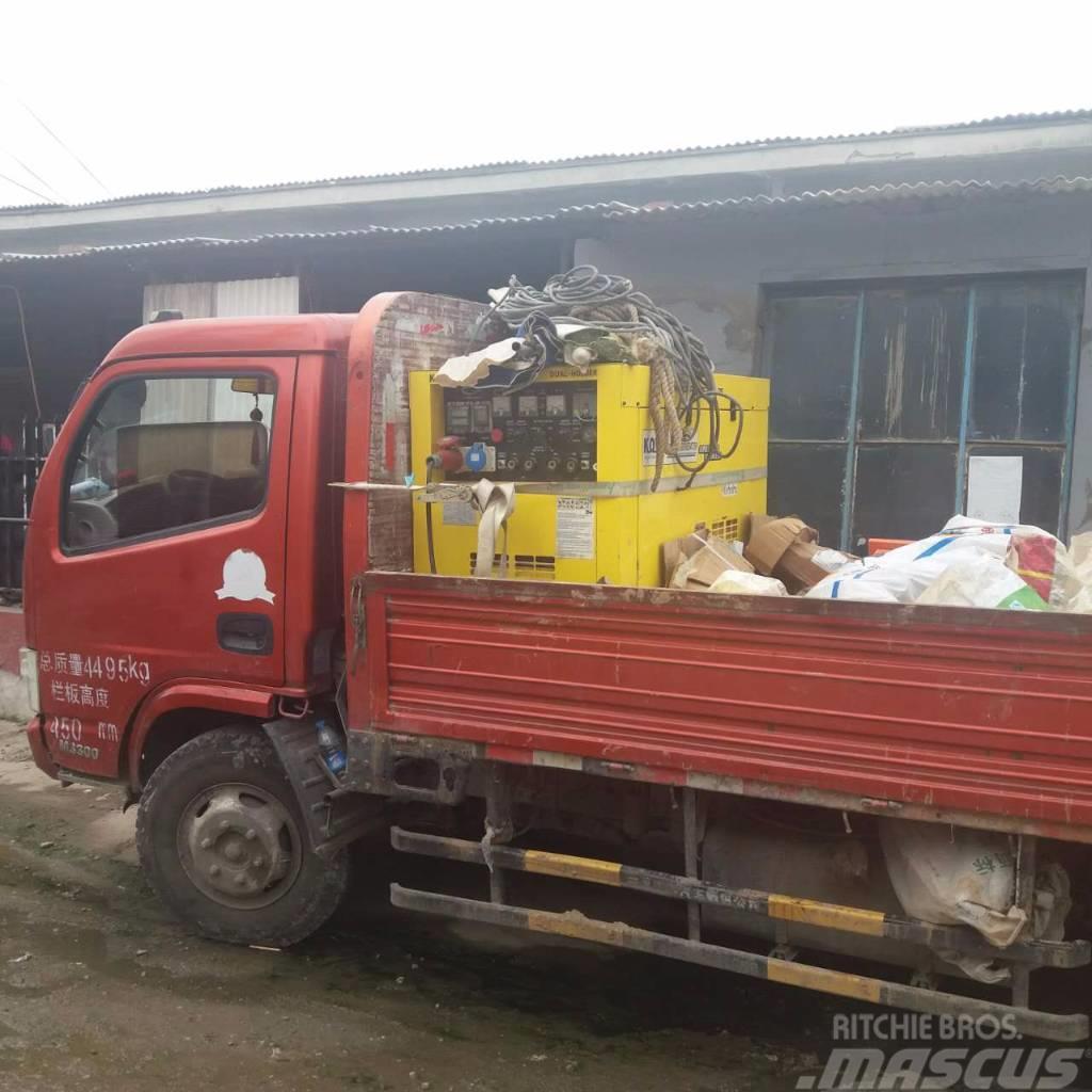 Kovo ENGINE DRIVEN WELDER EW400DST