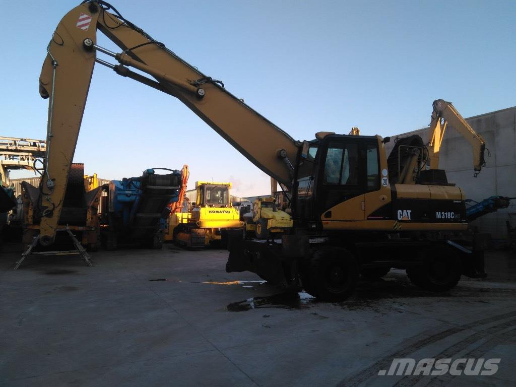 Caterpillar M 318 C MH
