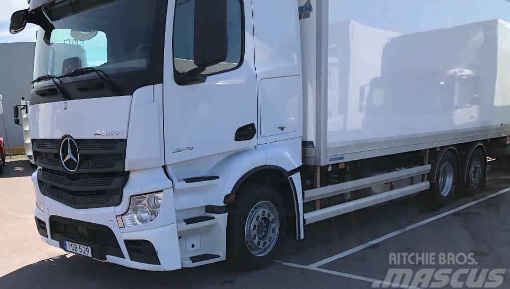 Mercedes-Benz Actros 2545 L