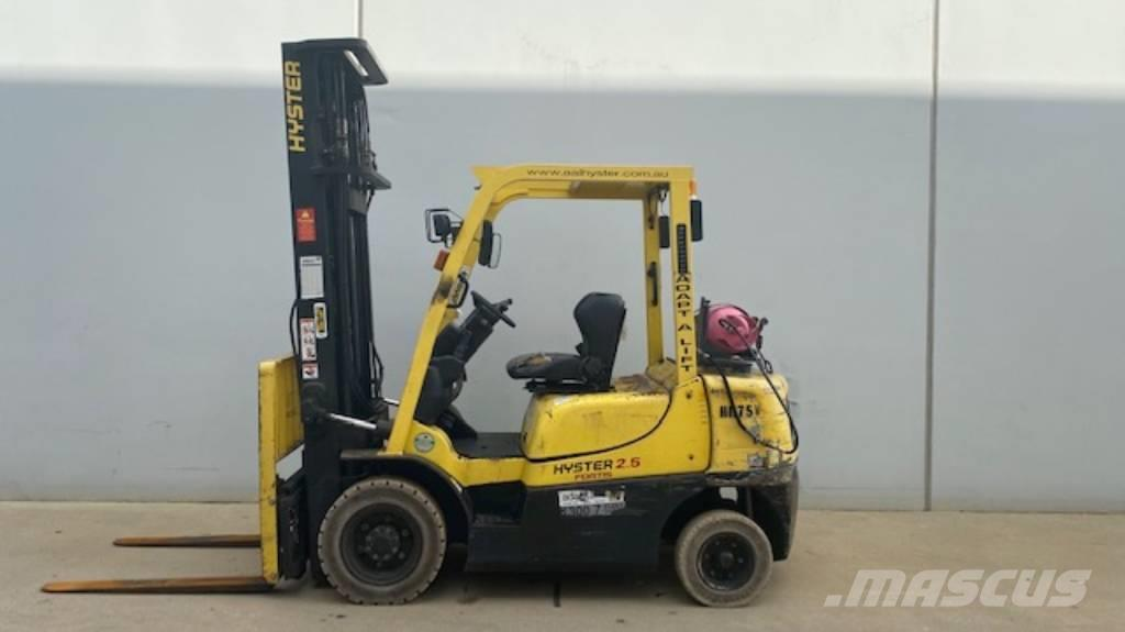 Hyster H2.5TX