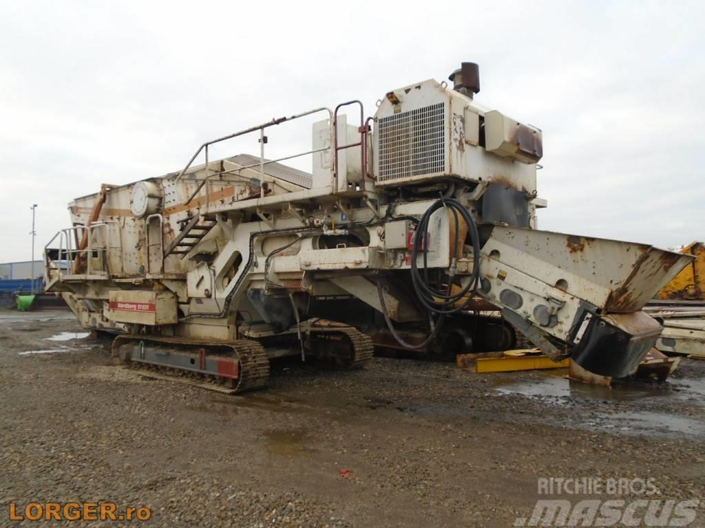 Metso Nordberg ST620