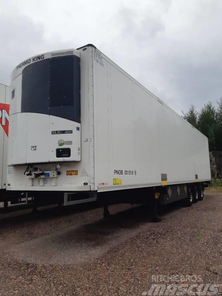 Schmitz Cargobull FRC Huckepack+Pal.Laatikko