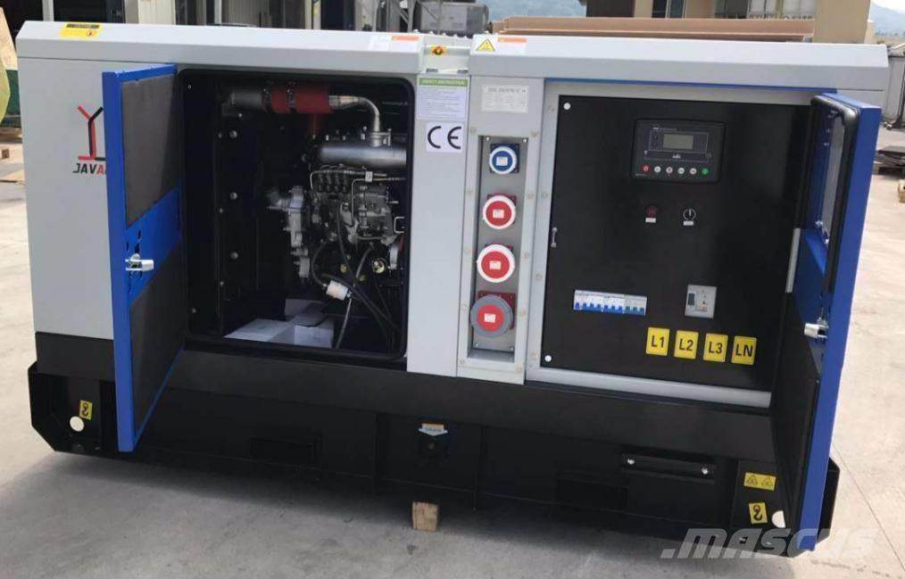 Javac - 15 KVA Generator - Aggregaat - SL Serie